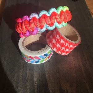 Jewelry - Paracord Bracelet